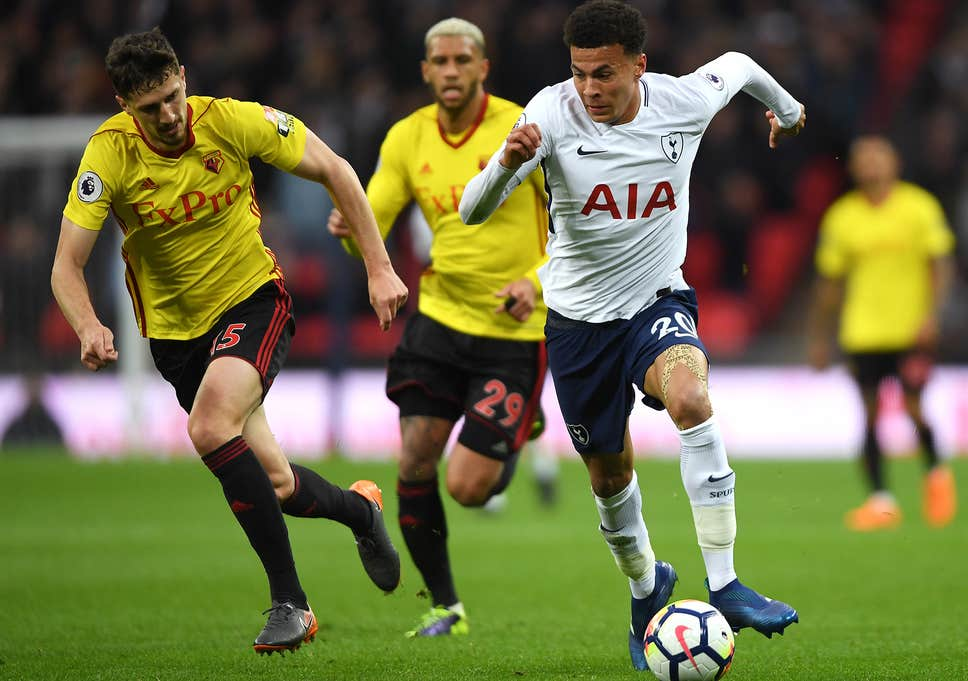 Tottenham vs Watford match live streaming1
