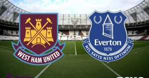 West Ham United vs Everton match live streaming