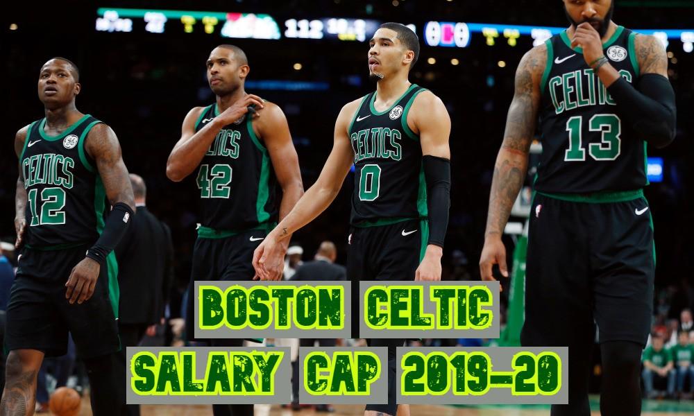 Boston Celtic Salary