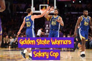 Golden State Warriors Salary Cap