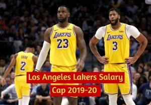 Los Angeles Lakers Salary