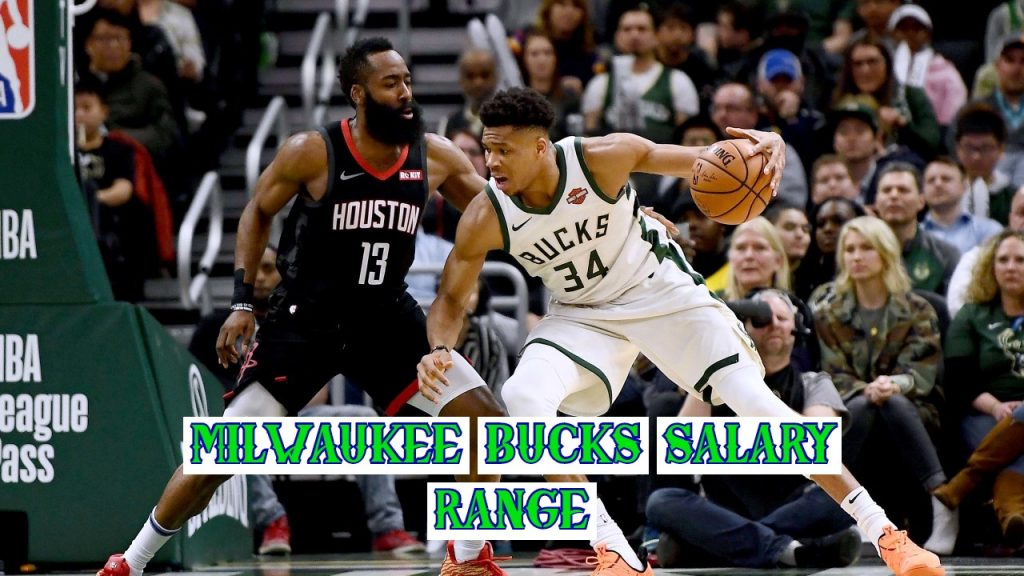 Milwaukee Bucks Salary