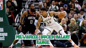 Milwaukee Bucks Salary