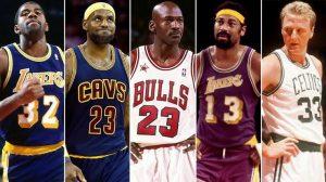 NBA Top 10 Best Player