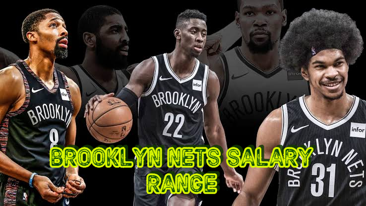 Brooklyn Nets Team Salary Range