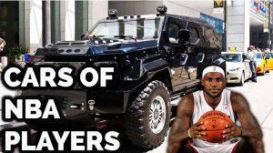 NBA Players Car