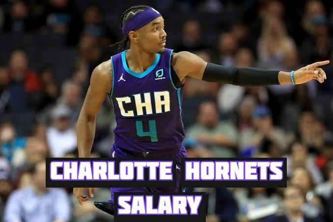 Charlotte Hornets Salary Range