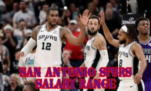 San Antonio Spurs Salary