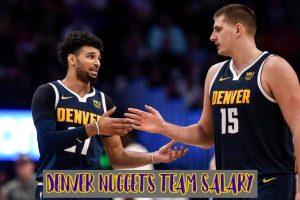 Denver Nuggets Team Salary