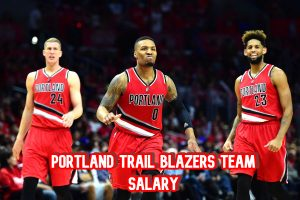 Portland Trail Blazers Salary