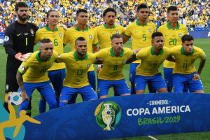 Brazil Copa America 2020