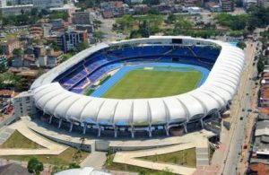 Estadio Olimpico Pascual Guerrero. Copa America 2020