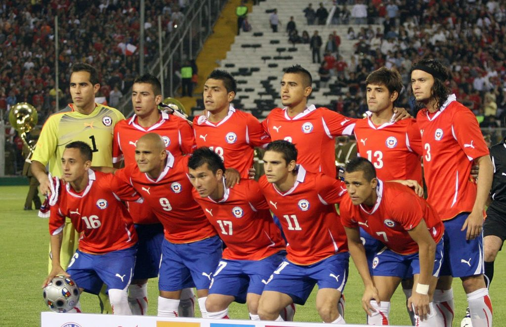 Chile National Team Copa America