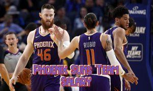 Phoenix Suns Salary