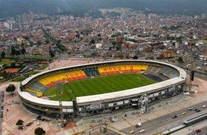 Estadio Nemesio Camacho. Copa America 2020