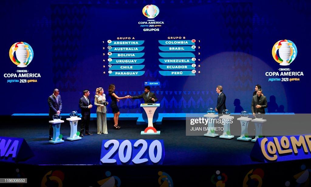 Copa America 2020 Live Streaming