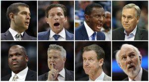 NBA Coach Salary