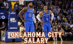 Oklahoma City Salary