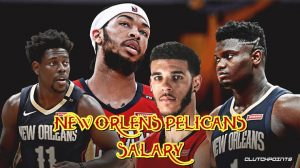 New Orleans Pelicans Salary