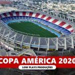 Estadio Metropolitano, Copa America 2020
