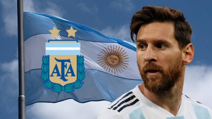 Messi- Copa America 2020