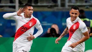 Peru vs Qatar-Copa America 2020