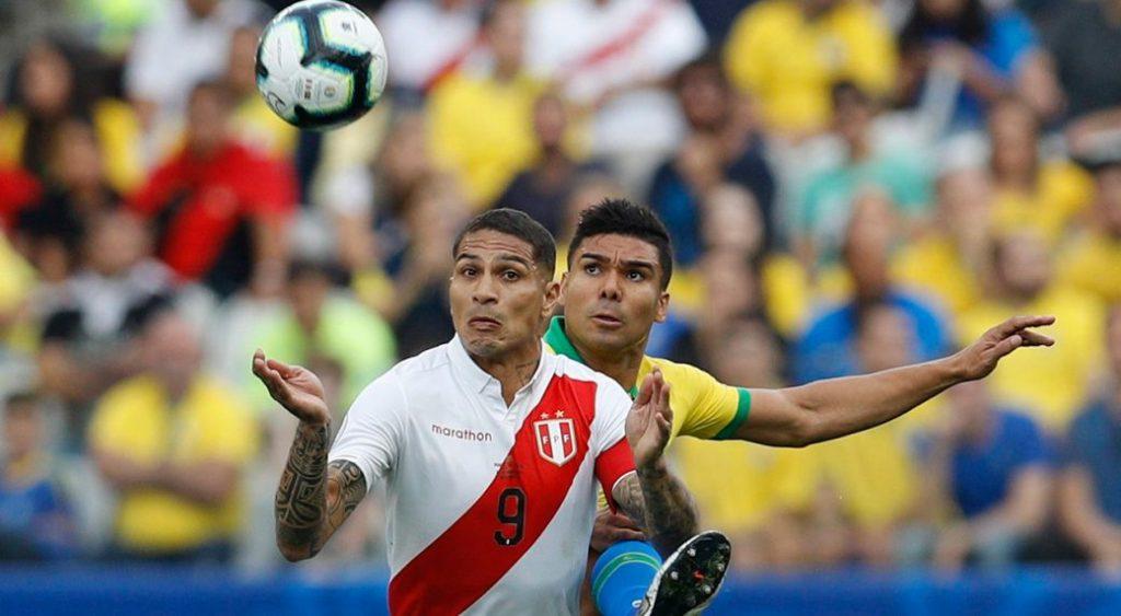 Peru vs Brazil Copa America