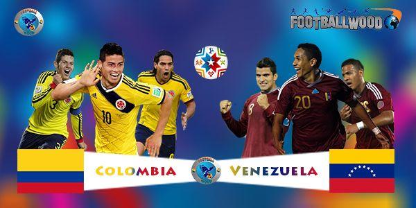 Colombia vs Venezuela Copa America
