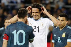 Argentina vs Uruguay Copa America