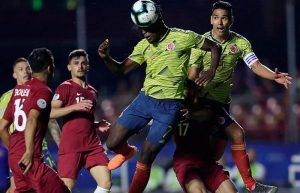 qatar vs colombia-copa-america