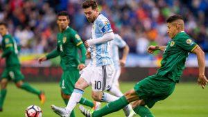 Argentina vs Bolivia-Copa-America