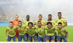 Colombia vs Ecuador Copa America 2020