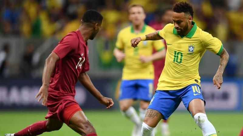brazil vs qatar- Copa America