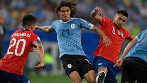 Uruguay vs Chile Copa America