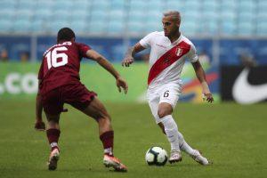 Qatar vs Venezuela Copa America