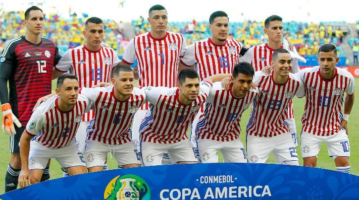 paraguay vs Australia-copa-america-2020